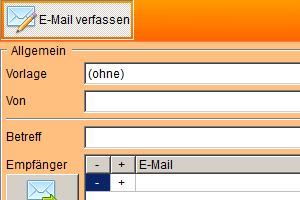Modul Email in YoSi